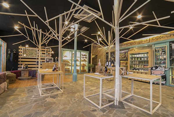 Espacios comerciales nicos y desarrollo creativo metrocuadrado design - Oficina del consumidor bilbao ...